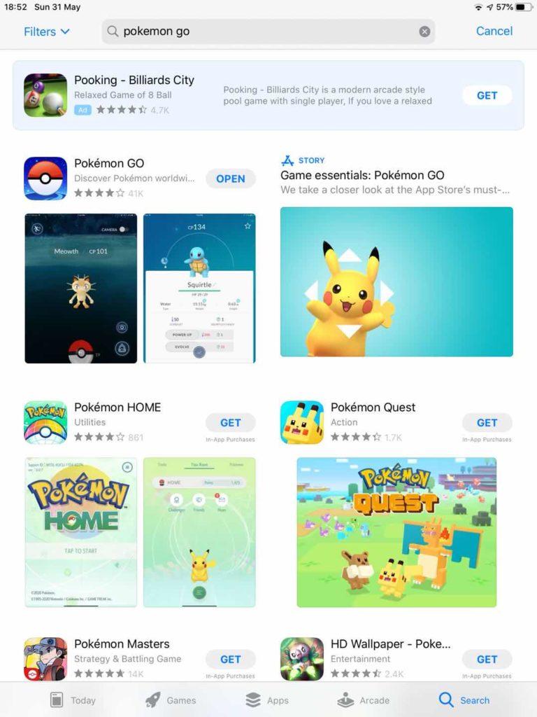 英国区苹果应用商店-iPad App下载