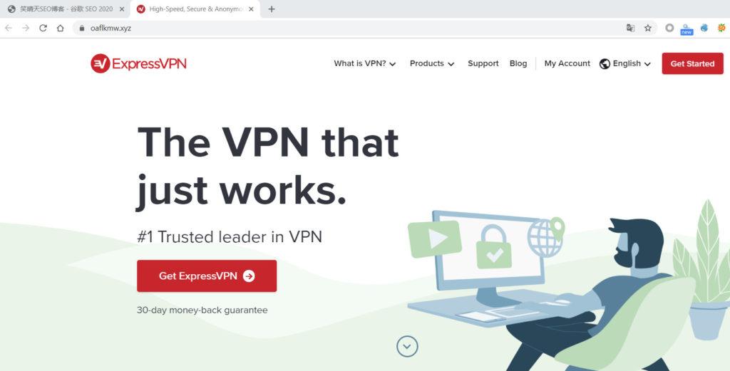 expressvpn镜像网站用本地连接打开