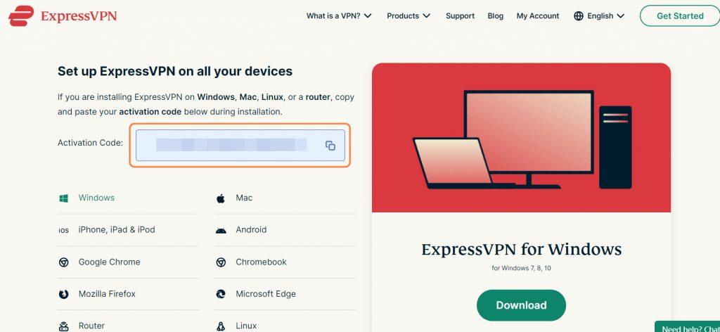 ExpressVPN老客户免年费试用30天激活码
